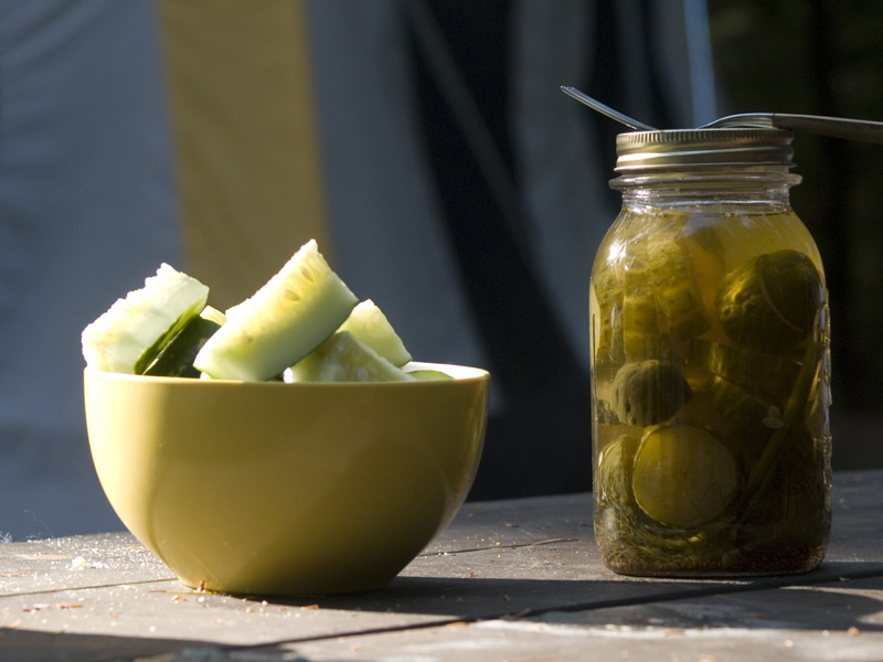 Cukes and Pickles